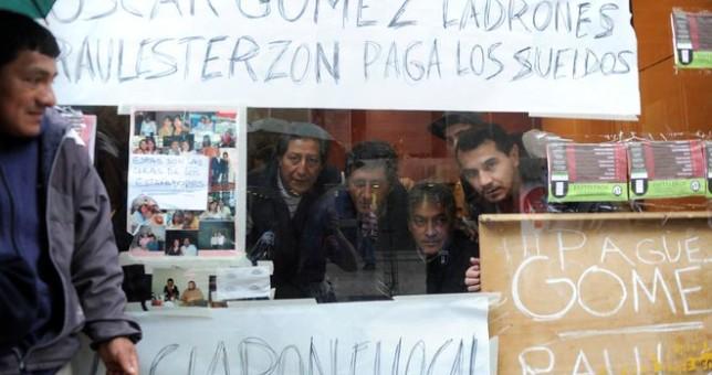 Cerró el tradicional restaurante La Lechería y sus 22 empleados lo ocuparon