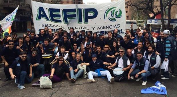 Sindicato de la AFIP reclama una política tributaria progresiva