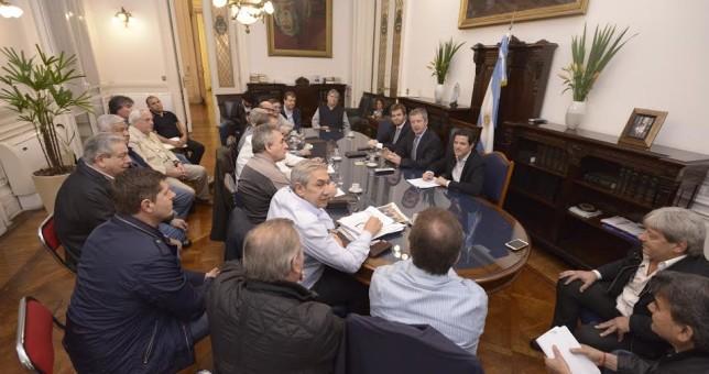 La CGT fue a Diputados por el proyecto de contratación Público Privada