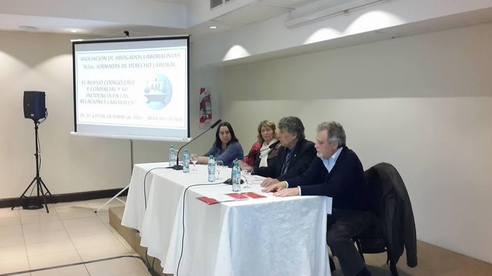 Abogados, jueces y sindicalistas debatirán sobre la legislación laboral que impulsa el macrismo