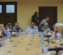Cumbre entre la CGT y el Gobierno por Ganancias