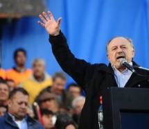 Yasky habla de un paro general en febrero y pide unidad con todos los sectores