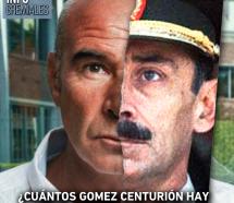 ¿Cuántos Gomez Centurión hay en el Gobierno?