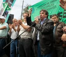 """""""El gobierno viene con la intención de desmadrar al movimiento obrero"""""""