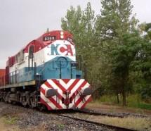 Ferroviarios paralizan trenes de carga por tercerizaciones