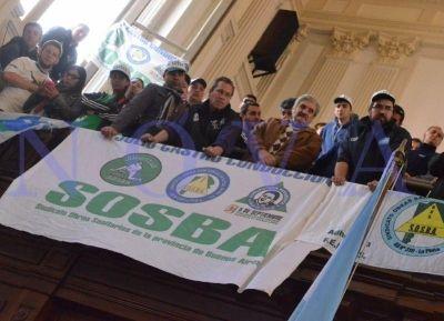 Rechazo de los trabajadores sanitaristas a un veto de Vidal