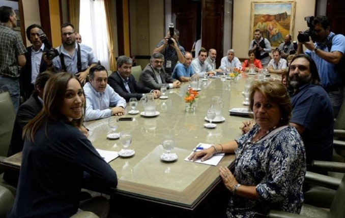 """Para el Gobierno Bonaerense, el 18% en 4 cuotas es una oferta """"muy competitiva"""""""