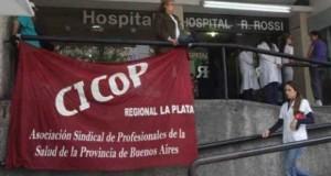 Otras dos jornadas de paro en los hospitales bonaerenses