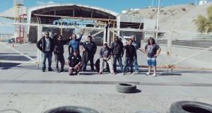 Despedidos y sin cobrar la indemnización, bloquean la planta de almacenamiento de YPF en Chubut