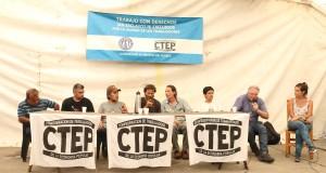De cara a un 2017 conflictivo, la CGT cierra filas con las organizaciones sociales