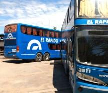 Sigue paralizada El Rápido Argentino y hay temor por los empleos