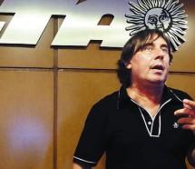 Micheli pide plata por las redes sociales para que no desalojen a la CTA