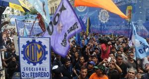 La UOM pedirá un 30% en paritarias