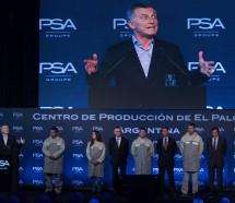 Macri le pasó factura a Caló por no ir al lanzamiento del convenio automotriz