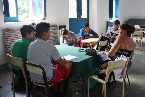 Atacan un centro de formación del Suteba y desde el gremio responsabilizan a Vidal