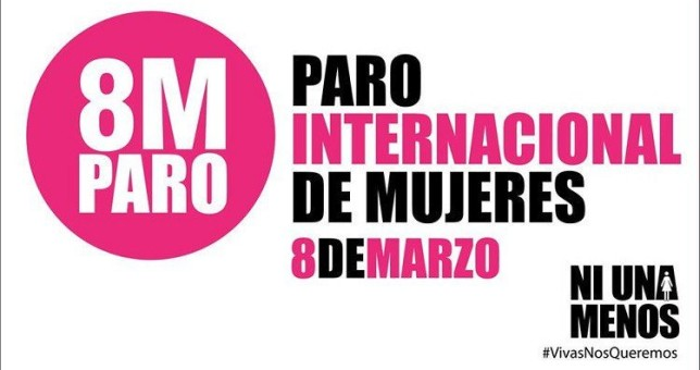 El primer paro internacional de mujeres tendrá en Argentina uno de sus puntos más altos