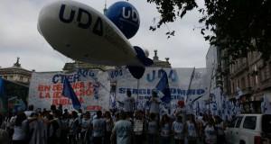 Imponente Marcha Federal Educativa