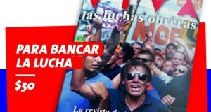 """Gráficos de AGR editaron una """"Viva"""" de los trabajadores"""