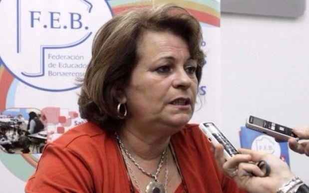 Docentes desmienten a Vidal y dicen que crece la adhesión a los paros
