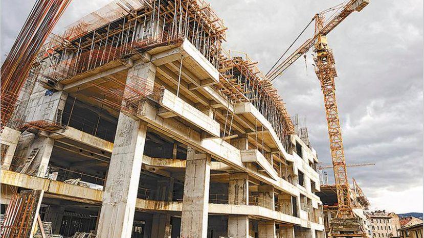 La construcción terminó 2016 con una caída del empleo del 2,5%