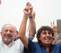 Micheli y Yasky ratificaron la movilización del 30 de marzo