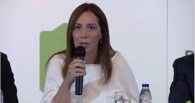 Lejos del diálogo: Vidal pidió que le quiten la personería a los gremios docentes en conflicto