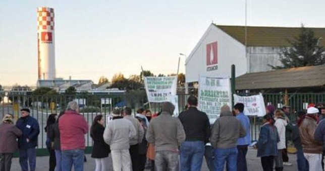 Atanor continúa firme con los 180 despidos