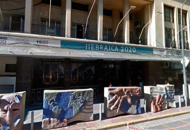 Santa María cerca de quedarse con la sede Once de Hebraica