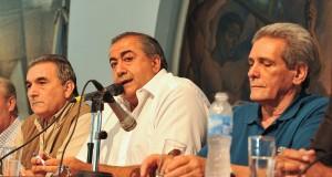 """La CGT denuncia un plan del gobierno para desgastarla y """"hundirla"""""""