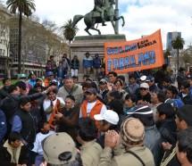 """""""El rumbo propuesto por el Gobierno perjudica a los trabajadores"""""""