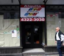 Casi el 10% de los locales comerciales porteños está vacío