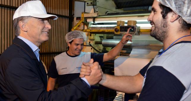 """""""Necesitamos trabajar junto a los docentes"""", dijo Macri pero confirmó que no habrá paritaria nacional"""