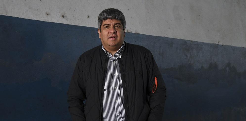 """Pablo Moyano dijo que la CGT va a demostrar el 1° de mayo que """"está unida"""""""