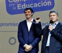 """Para Bullrich, la represión a los maestros """"es parte de educar"""""""