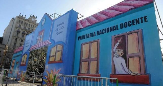 """La """"escuela itinerante"""" seguirá hasta el 5 de mayo"""