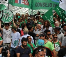 ATE lanzó una jornada de lucha contra el acuerdo firmado por UPCN