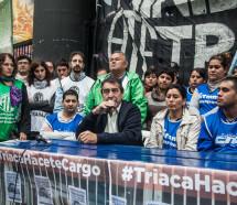 """ATE calificó de """"desleal"""" el acuerdo paritario entre UPCN y el Gobierno"""