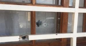 Dispararon 33 tiros contra la casa de un gremialista platense