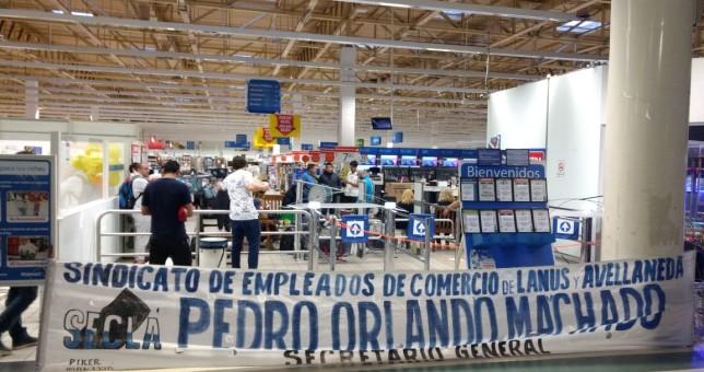Despidos y flexibilización laboral Wallmart