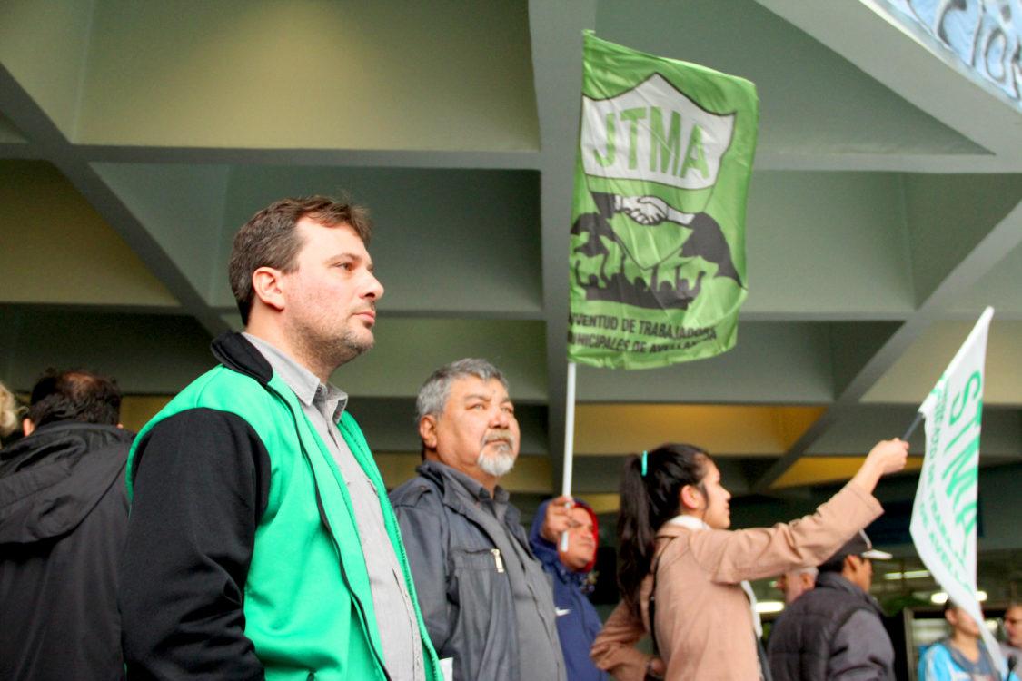 Los municipales expondrán la Ley de Paritarias ante la OIT