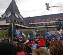 El sindicalismo tendrá su lista en Tierra del Fuego