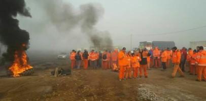Se paraliza la obra que prometió Vidal en Junín y despiden a 14 obreros