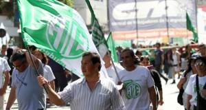 La CTA Perón moviliza a Trabajo por un salario mínimo de 15 mil pesos