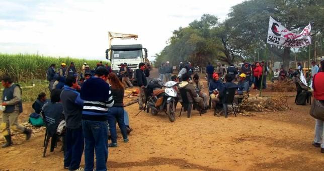 Tensión en Jujuy por la posible intervención del sindicato del Ingenio Ledesma