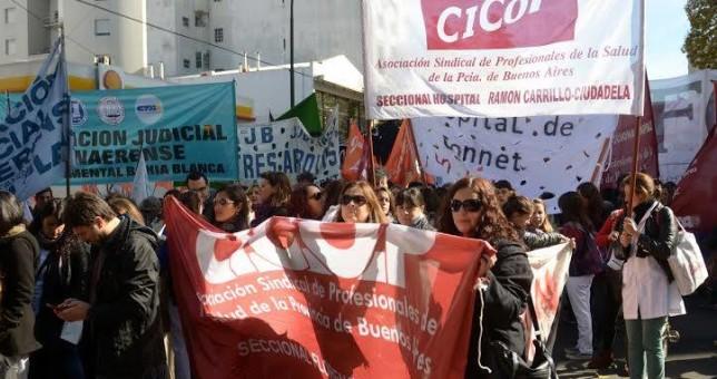 Los médicos no se resignan a la pauta de Vidal y vuelven a marchar por salarios