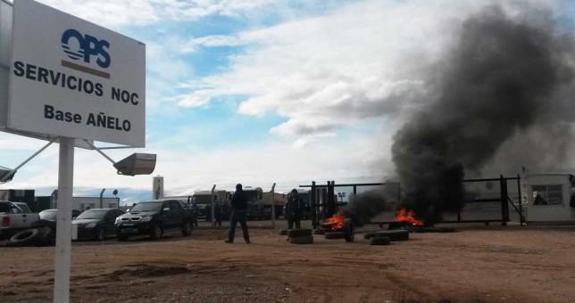 Ya son más de 1300 los despidos en servicios petroleros OPS