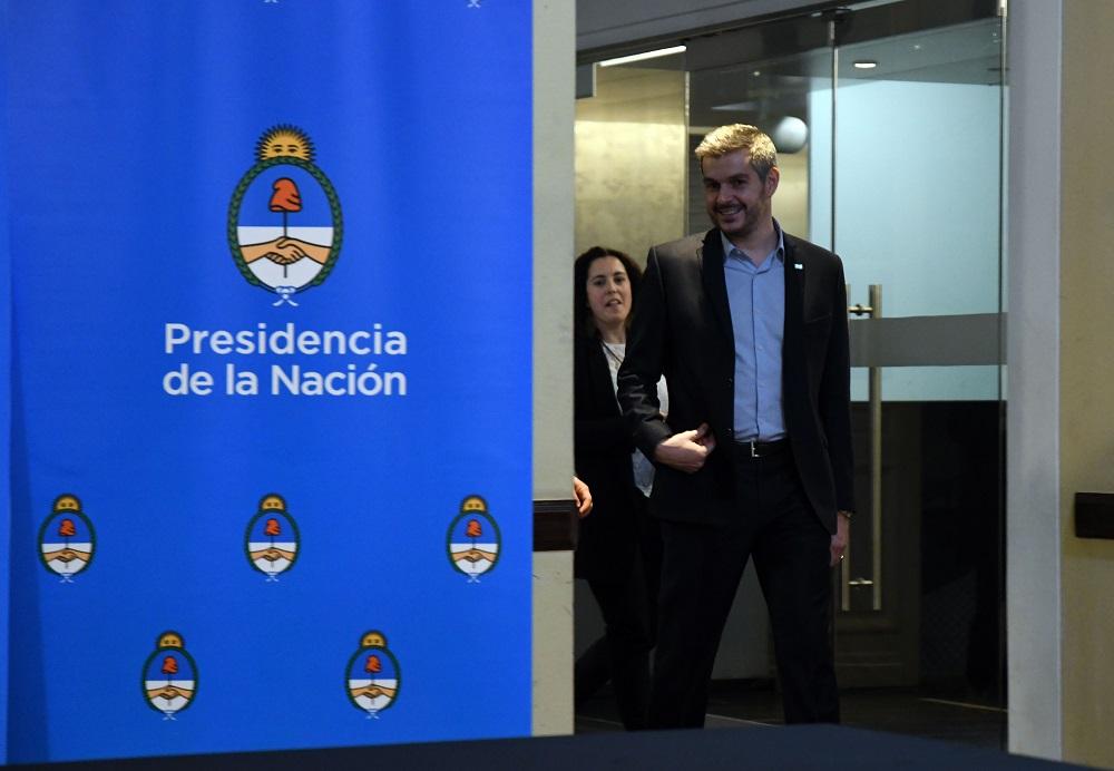 Peña dijo que no hay persecución gremial, pero justificó la intervención a Canillitas