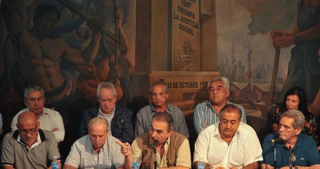 La CGT denunció objetivos políticos detrás de la intervención de Canillitas
