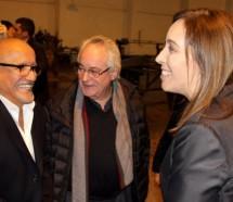 Frutos y Fernández, dos caciques cegetistas que le garantizan paz social a Macri