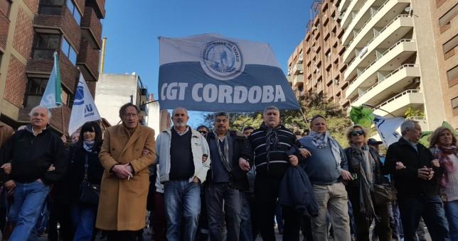 La CGT Córdoba también irá a la OIT contra la ley que restringe el derecho de huelga